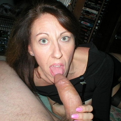 She sucks cock for 11 minutes straight and swallows 6