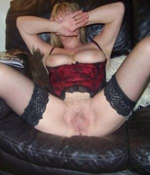 Amateur Wife Eagle Spread Pussy