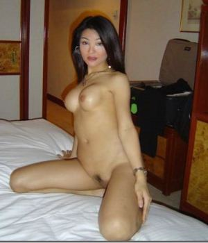 Asian Busty Girlfriend Will Give You a Hard On