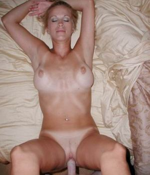 Blonde MILF Fucked In Her Bed