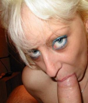 Blonde MILF Is Addicted To Cocks