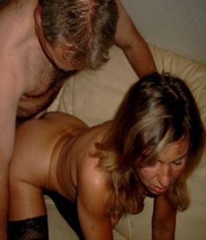 Doggy Fuck For The Thirsty MILF