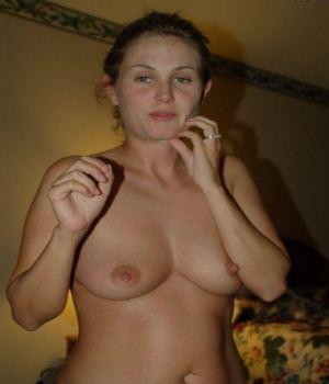 Hot MILF Sharing Her Sweet Tits