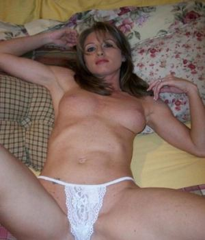 Hot Mom In White Undies Will Do Anything Just For You