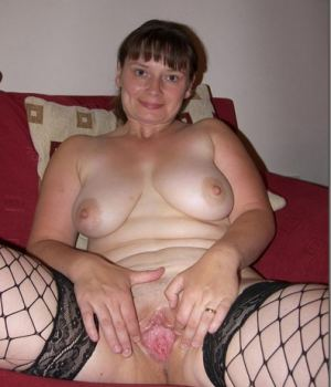 Mommy opened up her pink pussy