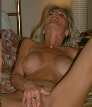 Naughty Granny Masturbating Everyday