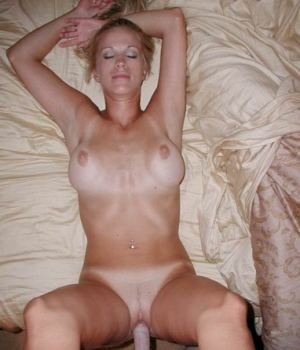 Sleeping Blonde MILF Feels The Cock Inside