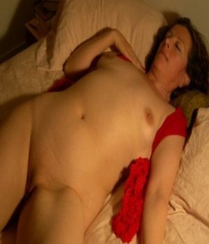 Sleeping MILF With A Sexy Body