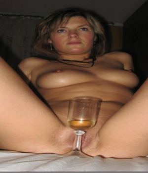 Wine and Pussy Are Perfect Combination For Horny Guys
